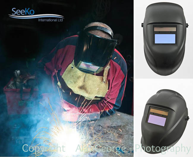 Welding helmets for Seeko