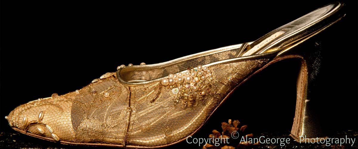 Wedding shoe by Basia